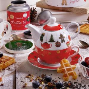 TEA FOR ONE NATALIZIA ROSSA O VERDE