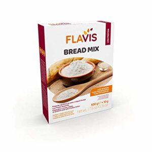 FARINA BREAD MIX APROTEICA FLAVIS