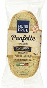 PANE A FETTE MONODOSE NUTRIFREE