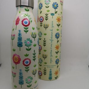 BOTTIGLIA THERMOS 500ML DECORATA NEAVITA