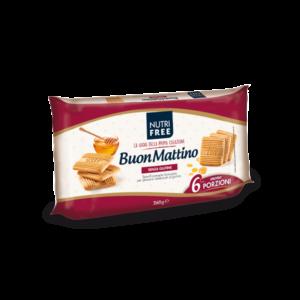 BISCOTTI BUON MATTINO NUTRIFREE