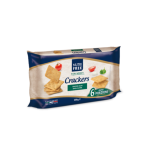 CRACKERS NUTRIFREE