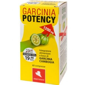 GARCINIA POTENCY STOP ATTACCHI FAME