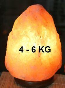 LAMPADA SALE ROSA 4/6 KG