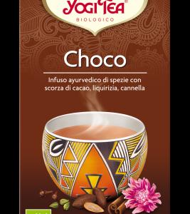 TISANA YOGI TEA CHOCO